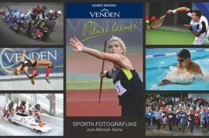 "Sporta fotogrāfiju izstāde ""Pilnai laimei"""