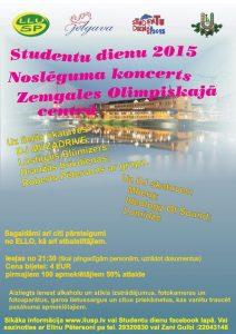 Studentu dienas 2015