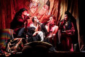 TV3 Pilngadības balle cabaret noskaņās