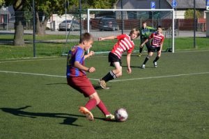 Skolēnu Spartakiāde futbolā
