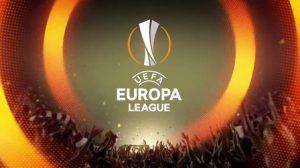 UEFA Eiropas līgas spēle futbolā
