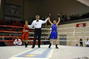 Meistarsacīkstes boksā