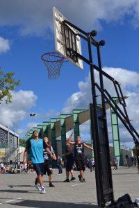 Čempionāts ielu basketbolā