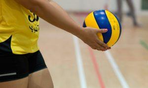Baltijas sieviešu volejbola līgas spēle