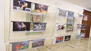 Fotoizstāde par Baltkrievijas sasniegumiem sportā