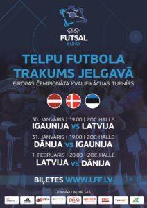 Eiropas čempionāta kvalifikācijas turnīrs telpu futbolā